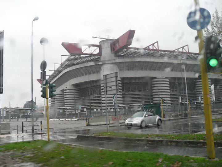 Inter Napoli morte tifoso