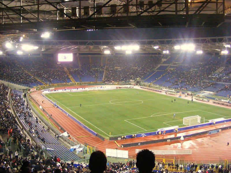 Roma-Inter, ore 20:45