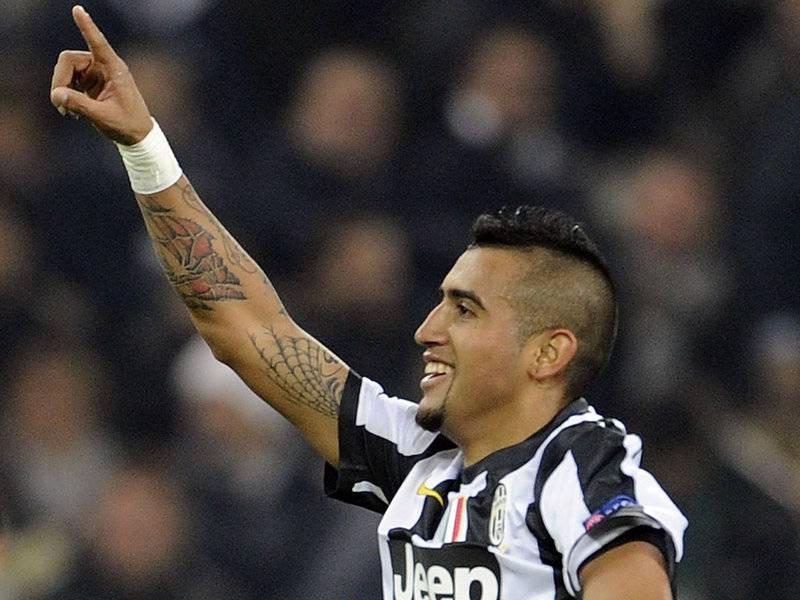 Juventus, sirene inglesi per Vidal
