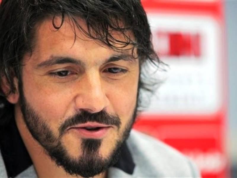 """Bologna Milan, Gattuso: """"Abbiamo fatto il solletico agli avv"""