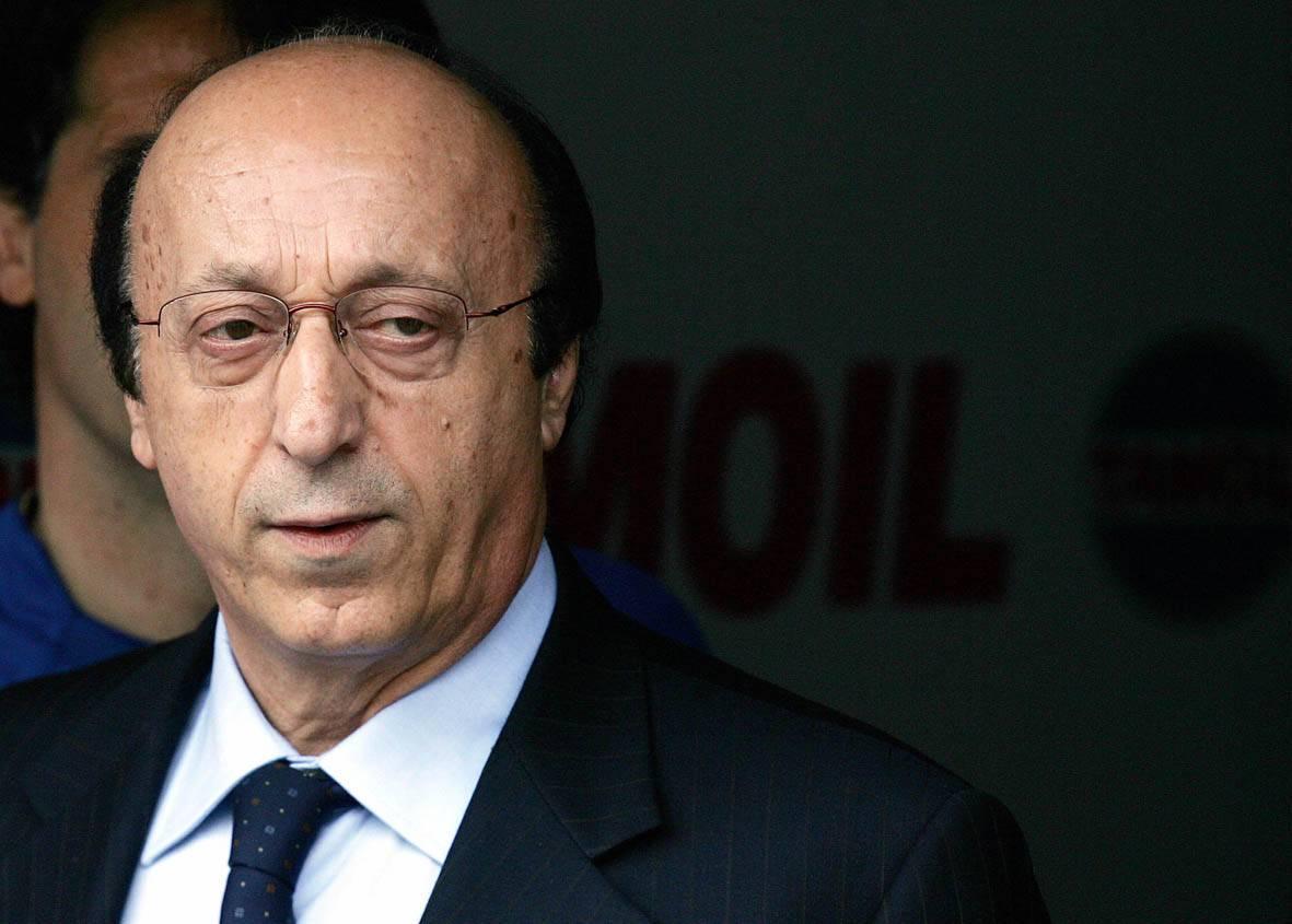 "ESCLUSIVA Moggi: ""Juventus, tutto sulla Champions. Sul futur"