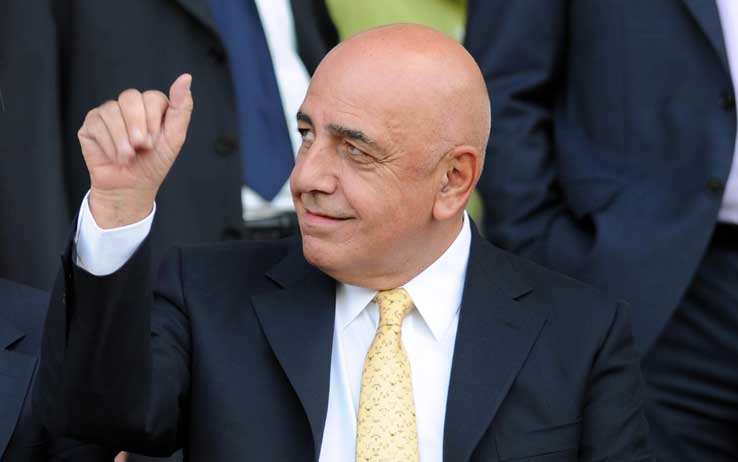 milan, adriano galliani