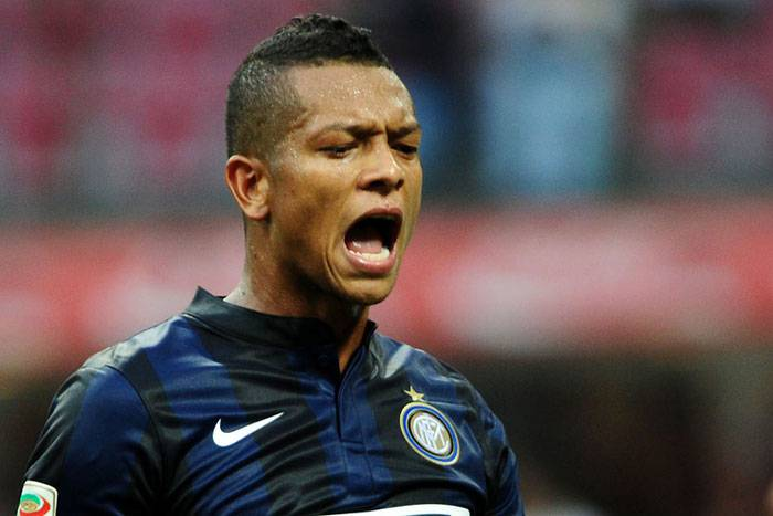 Inter, Guarin clamoroso