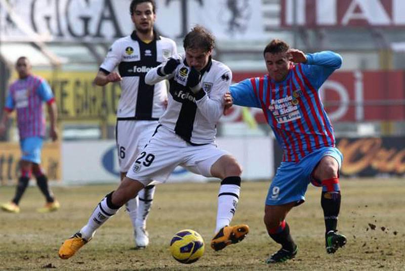 Parma-Catania