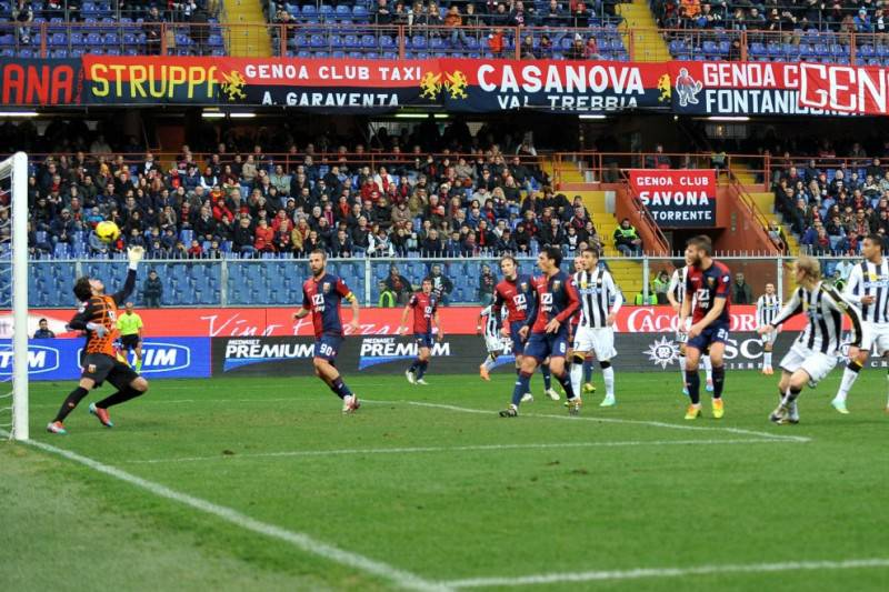 Video Genoa-Udinese