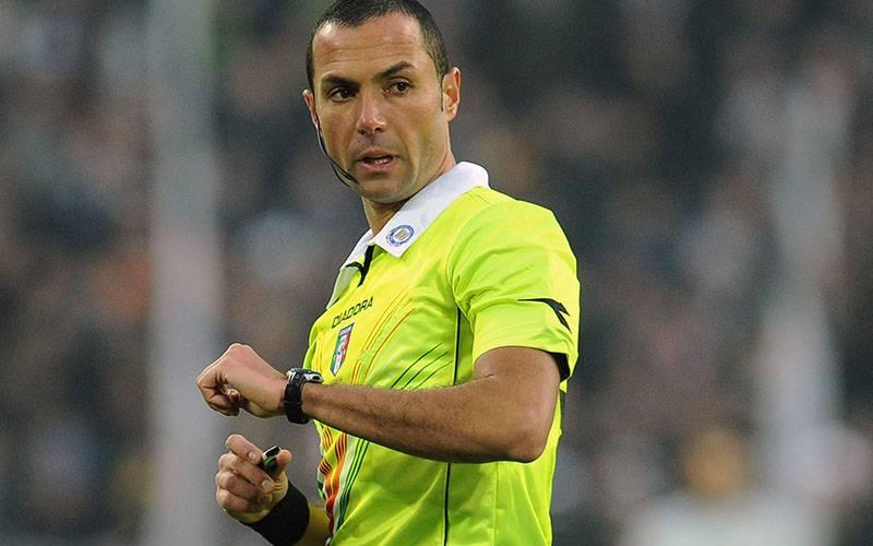 Serie A, Arbitri