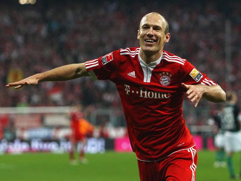 Bayern Monaco, Robben