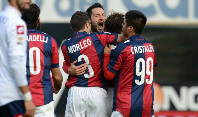 Cagliari-Verona 1-0