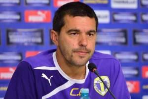Getafe, l'ex rossonero Cosmin Contra