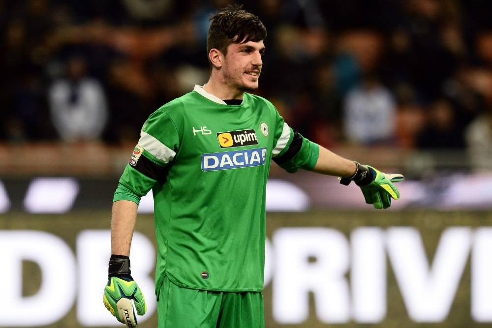 Juventus, Simone Scuffet