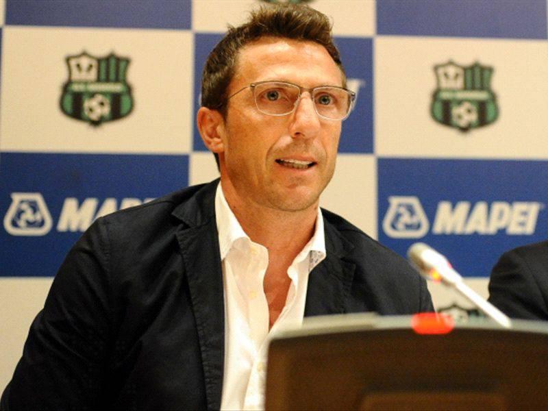 Sassuolo, Di Francesco sostituisce Malesani