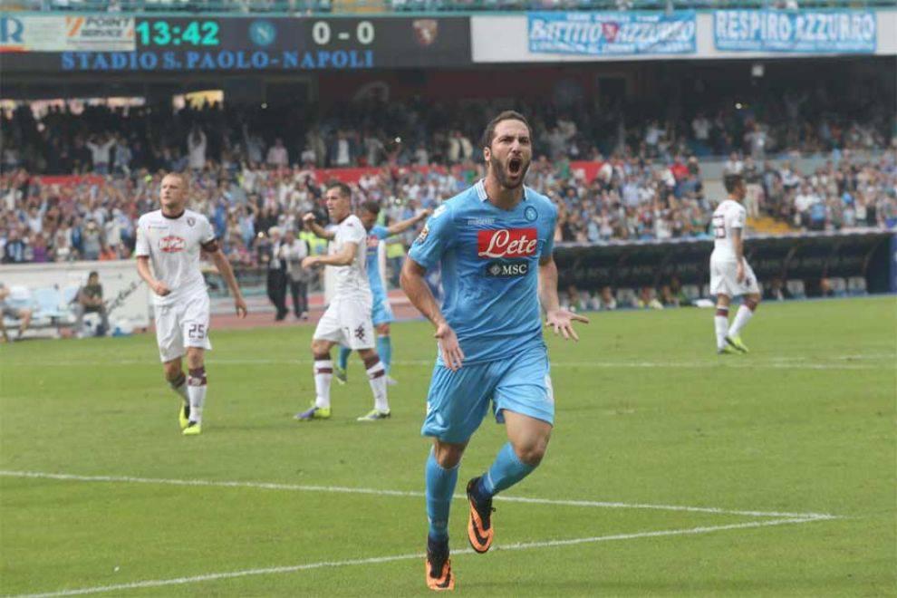 Serie A, Torino-Napoli formazioni ufficiali