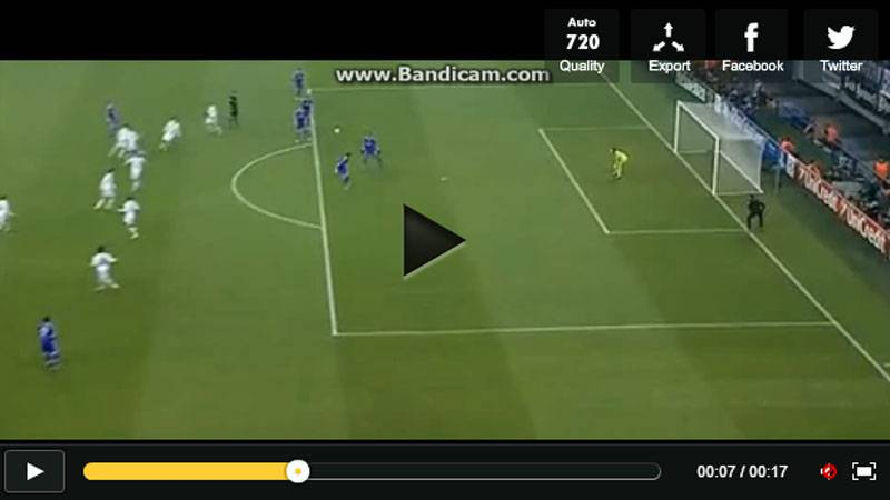 Video incredibile gol in fuorigioco