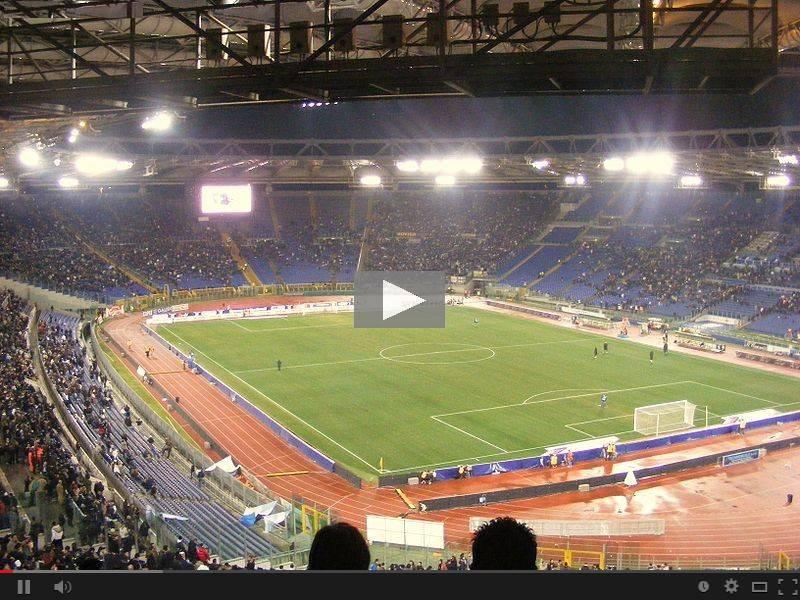 video roma-milan