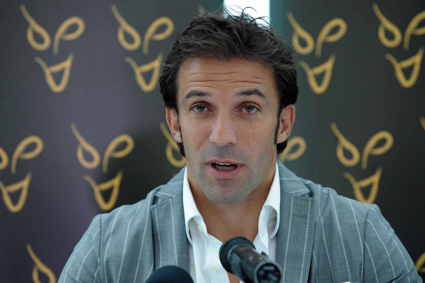 Del Piero, ritiro