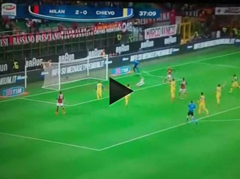 Video Honda sbaglia un gol clamoroso sotto porta