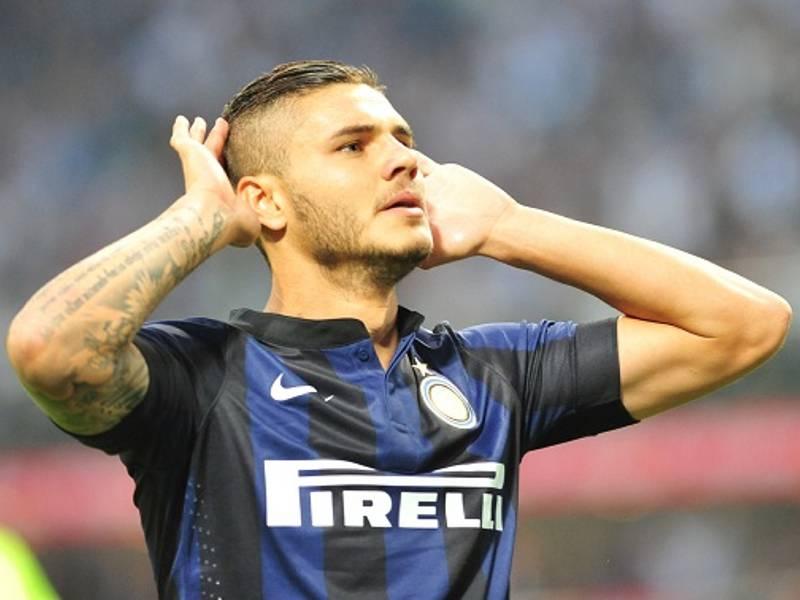 Inter, Icardi-Wanda