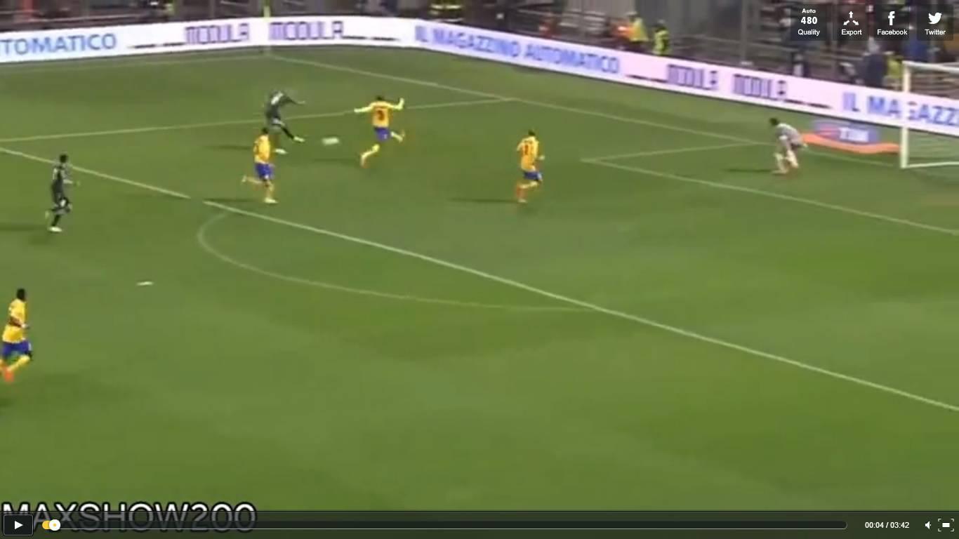 video sassuolojuventus 13 gol e highlights serie a 28