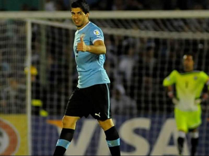 Convocazioni Uruguay, Mondiali Brasile
