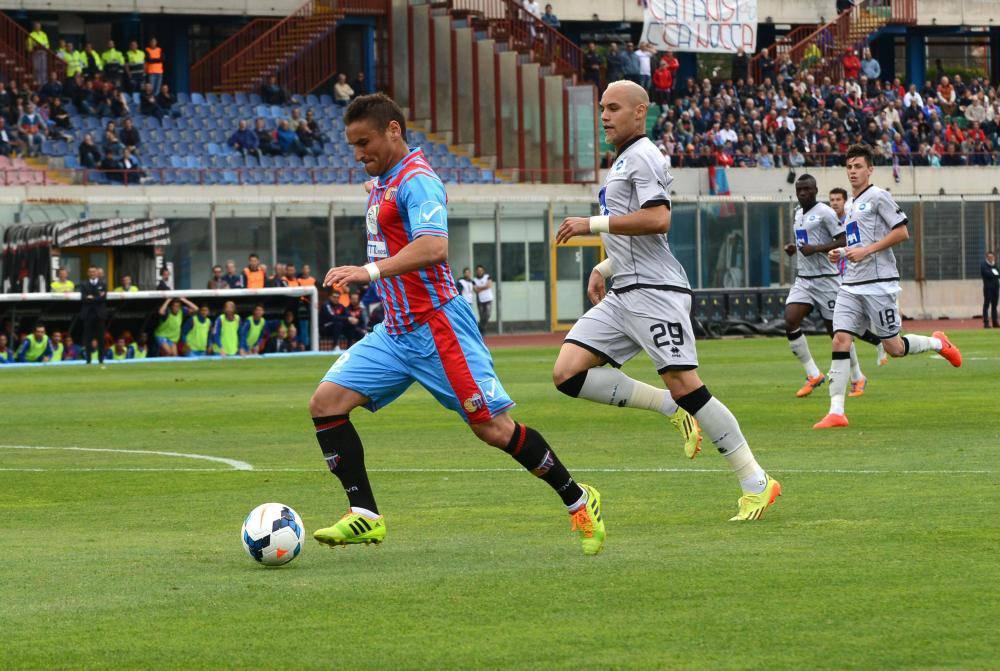 Catania-Atalanta