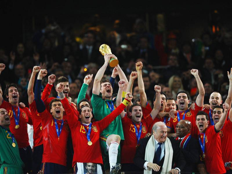 Spagna, probabile formazione