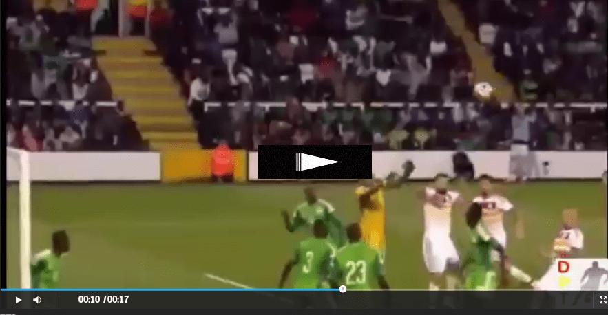 Nigeria-Scozia, autorete