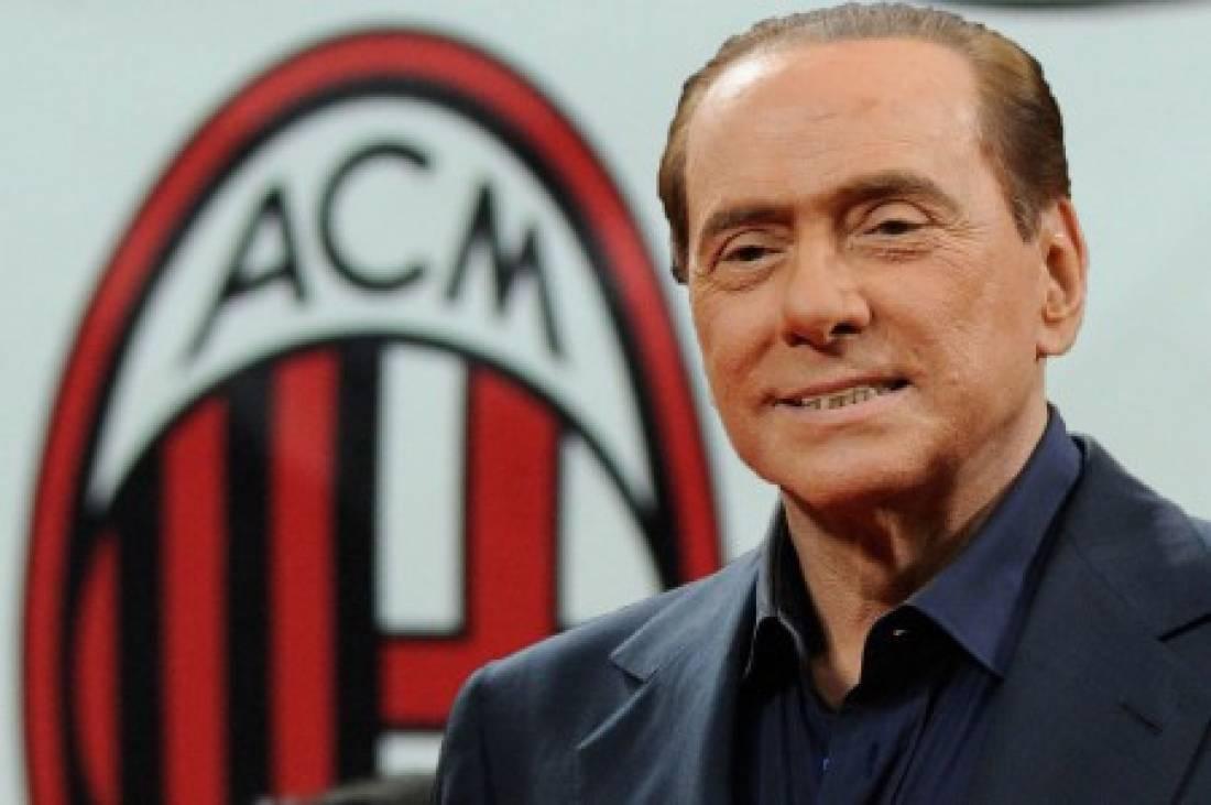 Milan, Berlusconi