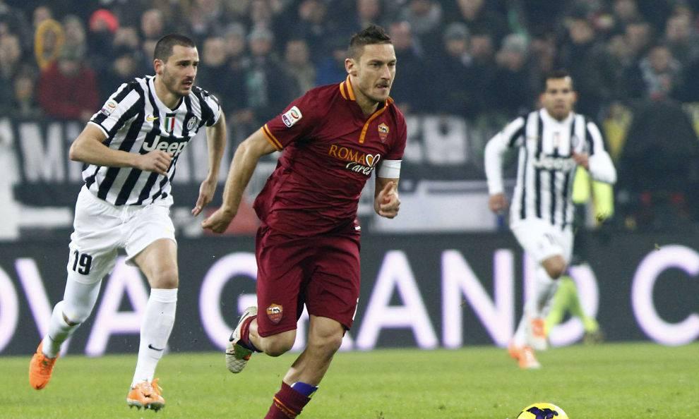 Posticipo Roma-Juventus