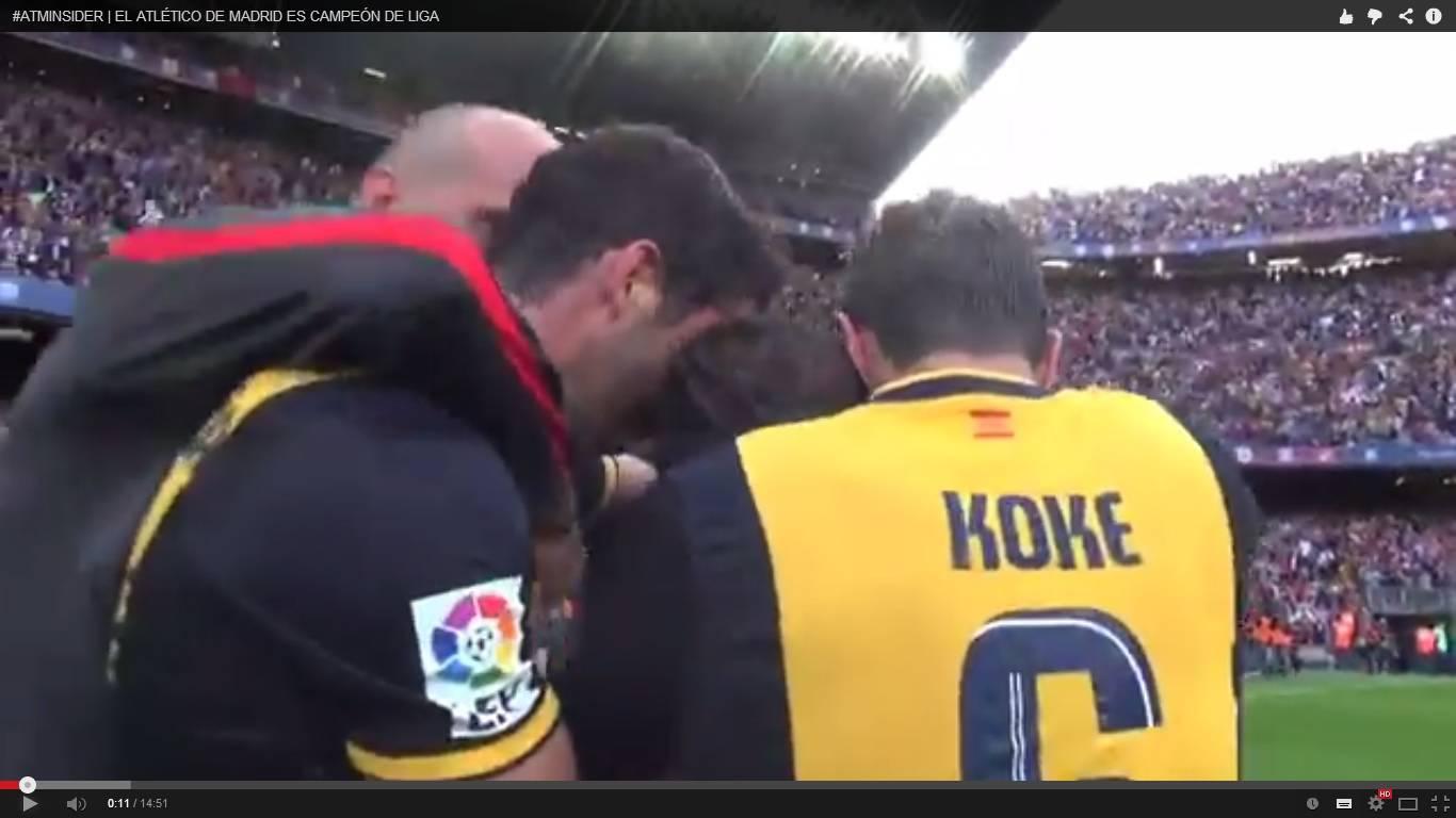 Video Atletico Madrid