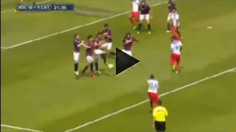 Video Bologna-Catania