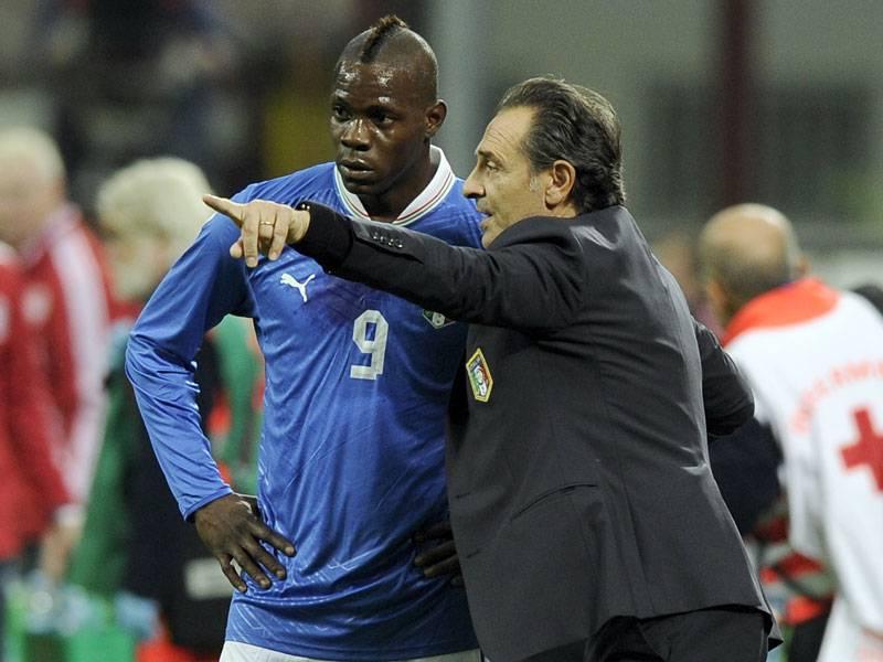 Italia-Inghilterra 2-1, Prandelli