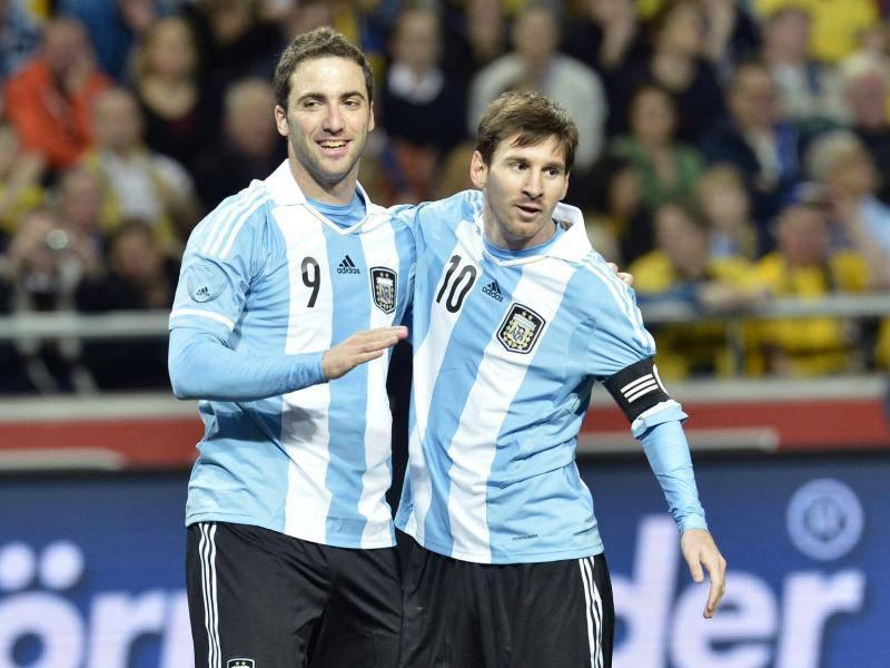 Argentina-Iran, probabili formazioni