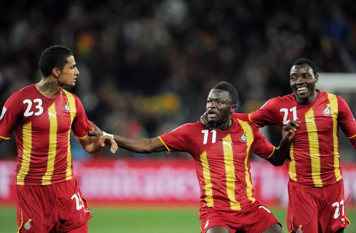 Mondiali 2014, Ghana