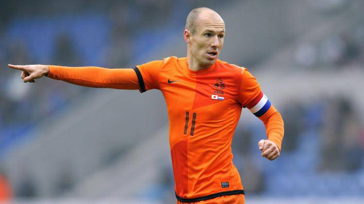 Olanda-Spagna, Robben
