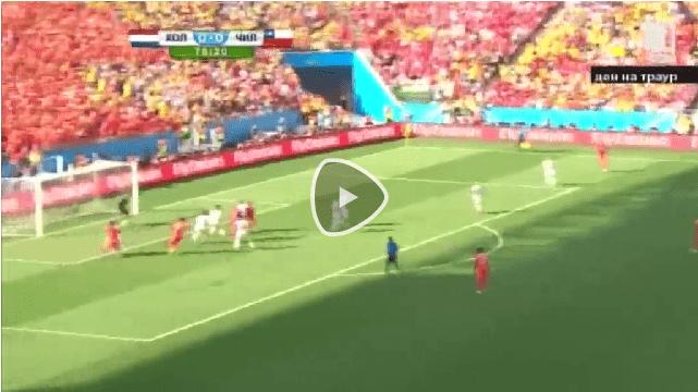 VIDEO Olanda-Cile