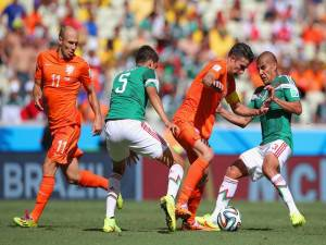VIDEO Olanda-Messico
