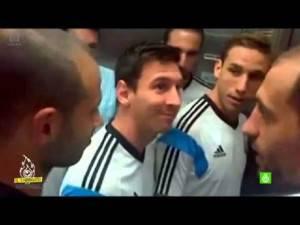 VIDEO, Tifoso  fortunato