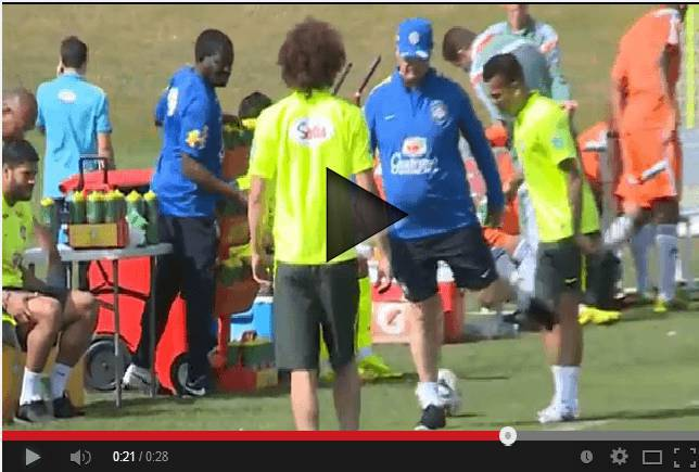 Video Brasile, Scolari