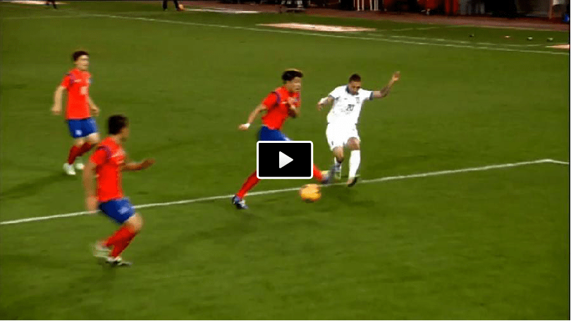 Video dei gol incredibilmente falliti del 2014