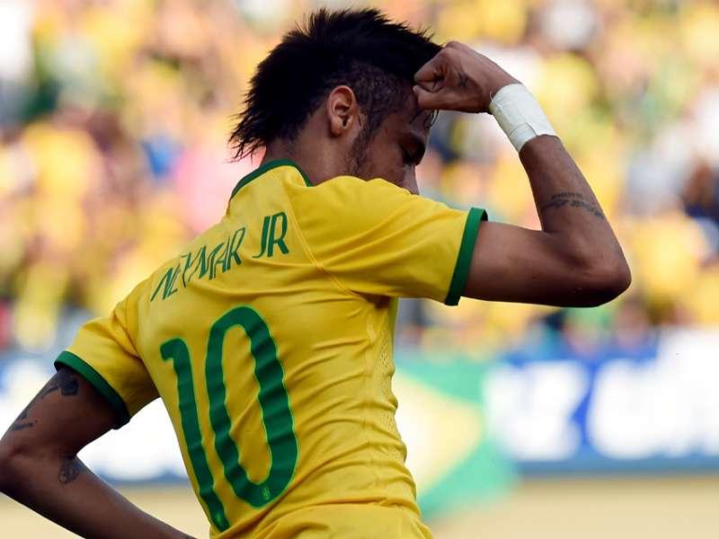 Brasile, pazzia Neymar