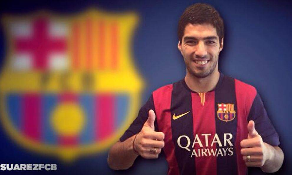 Barcellona, UFFICIALE: Luis Suarez