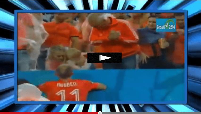 Mondiali 2014, Robben
