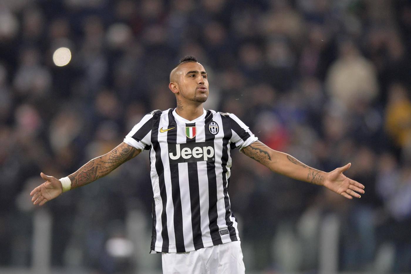 Juventus, Vidal