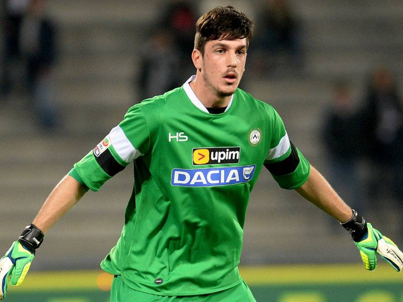 Udinese, Scuffet