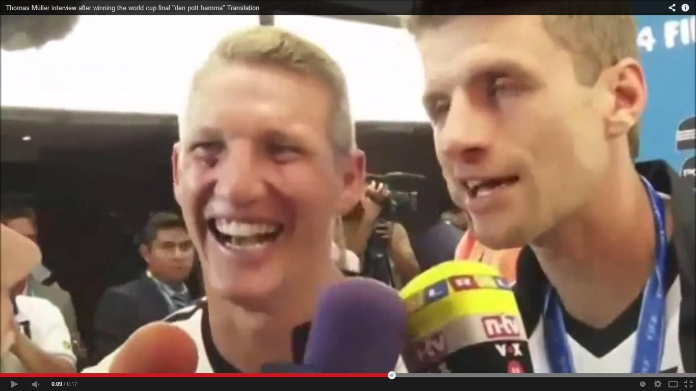 Video Muller, intervista