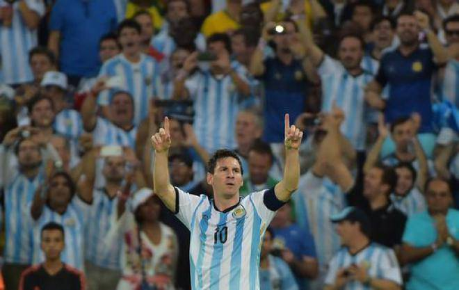 mondiali 2018, argentina