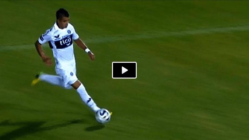 Video ecco il Neymar del Paraguay