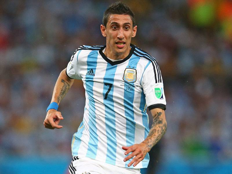 Real Madrid, Di Maria