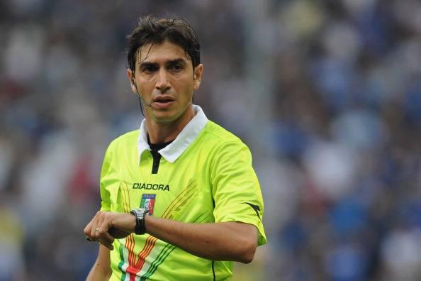 Arbitri Serie A 23 giornata