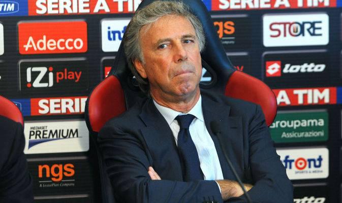 """Roma Genoa, Preziosi in esclusiva a Sportnews: """"Dovevano vin"""